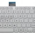New White US Chiclet keyboard fit Toshiba H000048340 0KN0-C32US12