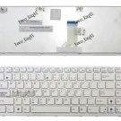 New white US keyboard fit ASUS A40 A40D A40DE A40DQ A40DR A40DY A40JR A40JV