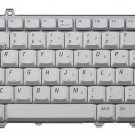 Original New Silver Spanish keyboard fit Dell Inspiron 1540 0RN131 Teclado