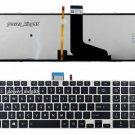 New fit Toshiba S75-B S75D-B S75T-B S75DT-B keyboard US Backlit