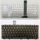 Original New brown US keyboard fit ASUS 04GOA292KUS00-2 0KN0-JU1US01 V103662JS1