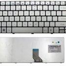 New US Silver Keyboard fit Gateway ID49C11u ID49C11v ID49C12u ID49C13u ID49C14u