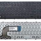 Original New US black Keyboard fit HP Pavilion 15z-n200 15z-n100 CTO With Frame