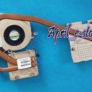New for HP EliteBook 8560W 8570W CPU Cooling Heatsink with Fan P/N 690628-001