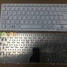 New US white Keyboard For SONY Vaio E14 SVE14 SVE14A SVE141 SVE 14 SVE14111ELW