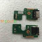 For Lenovo B580 Series 55.4TG03.001G 55.4TG03.001 USB Port CONNECTOR Board