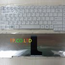 New for Toshiba Satellite C600 C600D C640 C640D L600 laptop Keyboard WHITE