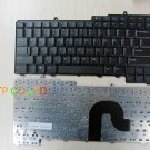 New keyboard for Dell Inspiron 1300 B120 B130 Latitude 120L Black 0TD459 TD463