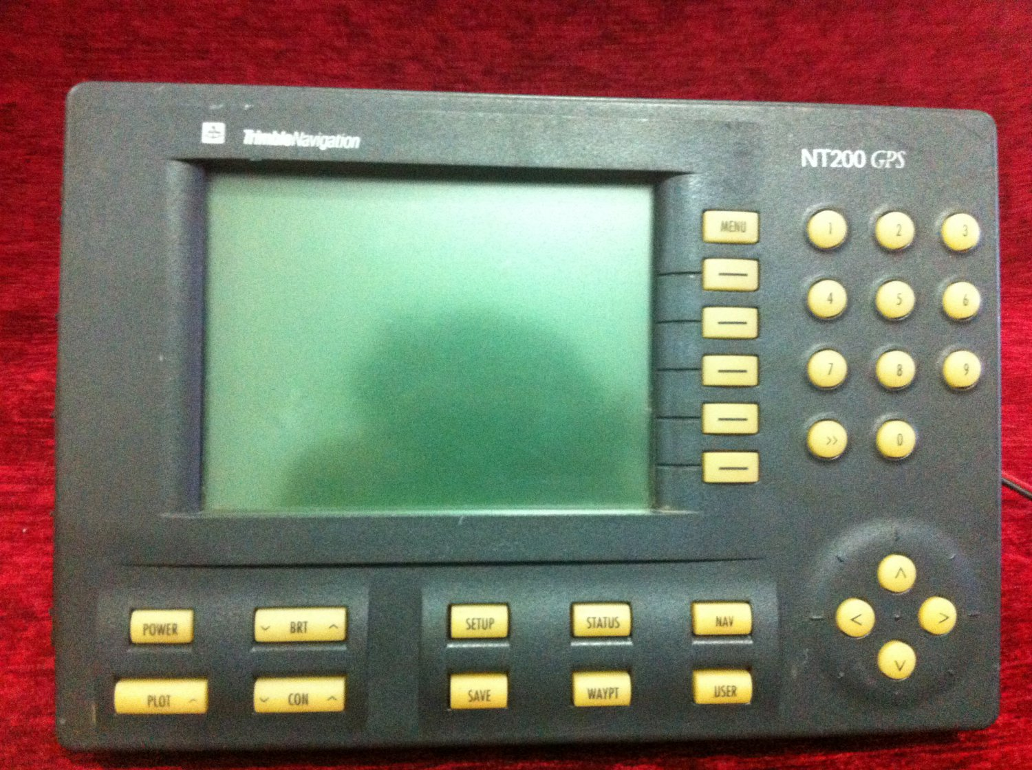 Trimble Navigation NT 200 GPS for Boats and Yachts