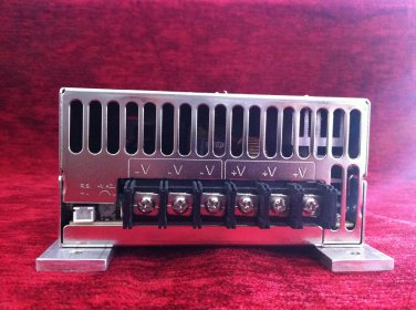 MeanWell 24 Volts ,25 Amps , Power Supply Model : SE-600-24