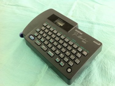 Brother P-touch 3000 Label Thermal Printer