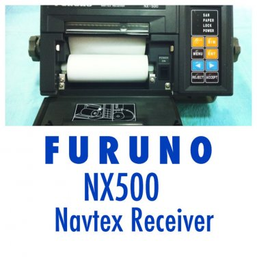 Furuno NX500 Navtex Receiver in Mint Condition