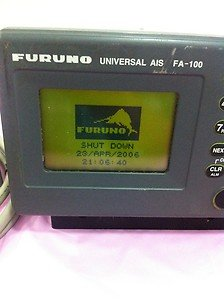 FURUNO  FA 100  Class A AIS Complete Set