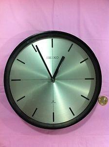Seiko Quartz Ship's Clock  Made in Japan Model :