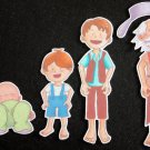 Johnny Appleseed 12-pc Flannel Felt Story