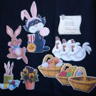 Pete the Cat Big Easter Adventure 13-pc Flannel Felt Story