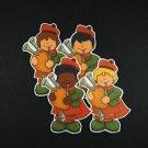 Twelve Days of Christmas 90-pc Flannel Felt Story