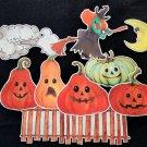 Five Little Pumpkins 9-pc Flannel Felt Story