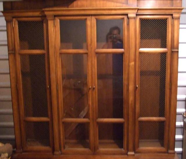 Drexel China Cabinet For Sale 1950 Antique Drexel
