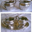 Silver Serving Set LOVELY CONCORD International Silver