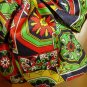 Wild - colorful abstract - 1960's tie or belt