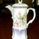 Georgeous KPM, Krister, Silesia - CHOCOLATE POT - 1890-95 Mark - EX COND