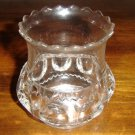 ORIGINAL EAPG 1890's King's Crown Thumbprint Spooner