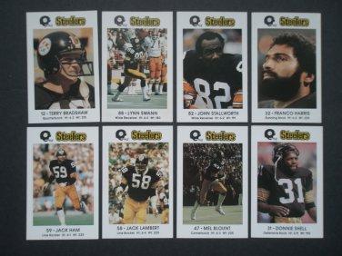 1982 Pittsburgh Steelers Police Team Set