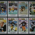 1986 Pittsburgh Steelers Police Team Set