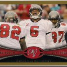 2012 Topps Gold Tampa Bay Buccaneers 1670/2012