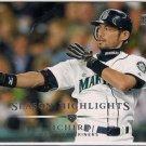 2008 Upper Deck Season Highlights Ichiro