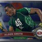 2011 Topps Chrome Aldon Smith Rookie