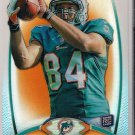 2012 Topps Platinum Chrome Orange Michael Egnew Rookie