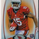 2012 Topps Platinum Chrome Orange Michael Floyd Rookie