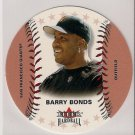 2003 Fleer Hardball Barry Bonds
