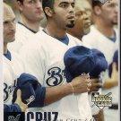 2006 Upper Deck Nelson Cruz Rookie