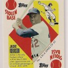 2010 Topps Red Back Jackie Robinson