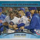 2013 Topps Opening Day Superstar Celebrations Alfonso Soriano