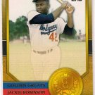 2012 Topps Golden Greats Jackie Robinson
