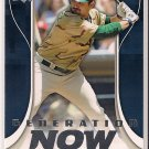 2009 Upper Deck Generation Now Adrian Gonzalez