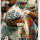 1994  Bowman Barry sanders