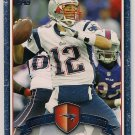 2013 Topps Legends in the Making Tom Brady