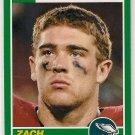 2013 Score 25th Anniversary Zach Ertz Rookie