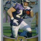 2012 Topps Chrome Refractor Ray Rice