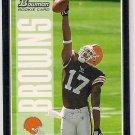 2005 Bowman Braylon Edwards Rookie