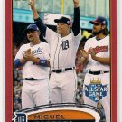 2012 Topps Target Red All-Star Game Miguel Cabrera