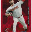2014 Topps Red Foil Wade Miley