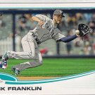 2013 Topps Update Nick Franklin Rookie