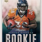 2013 Prestige Montee Ball Rookie