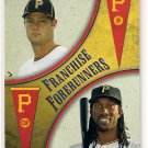 2013 Topps Franchise Forerunners Gerrit Cole & Andrew McCutchen